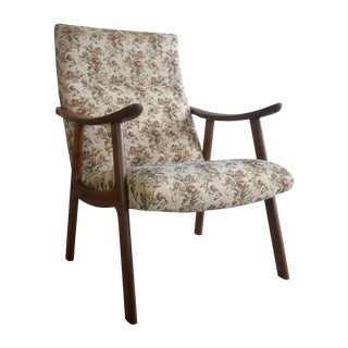 Mid-Century Danish Highback Easy Chair