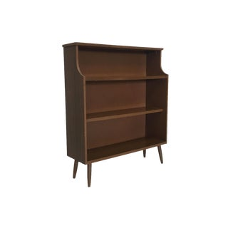 Vintage Retro Book Shelf