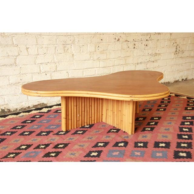 Mid-Century Ritts Tropitan Organic Coffee Table - Image 4 of 6