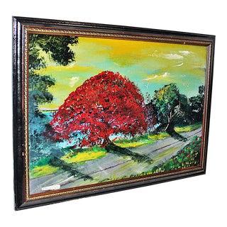 Florida Highwayman Original Painting
