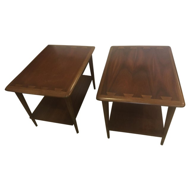 Lane Acclaim End Tables - A Pair - Image 1 of 5