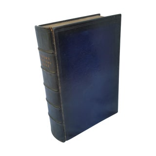 Byron's Poetical Works, C. 1905 Leather Bound