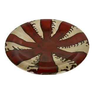 Studio Pottery Centerpiece Bowl