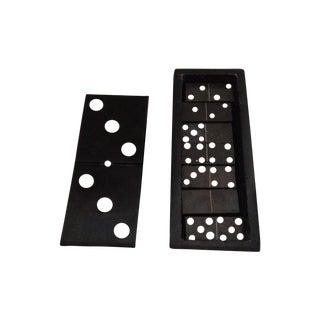 Porcelain Dominos in Box