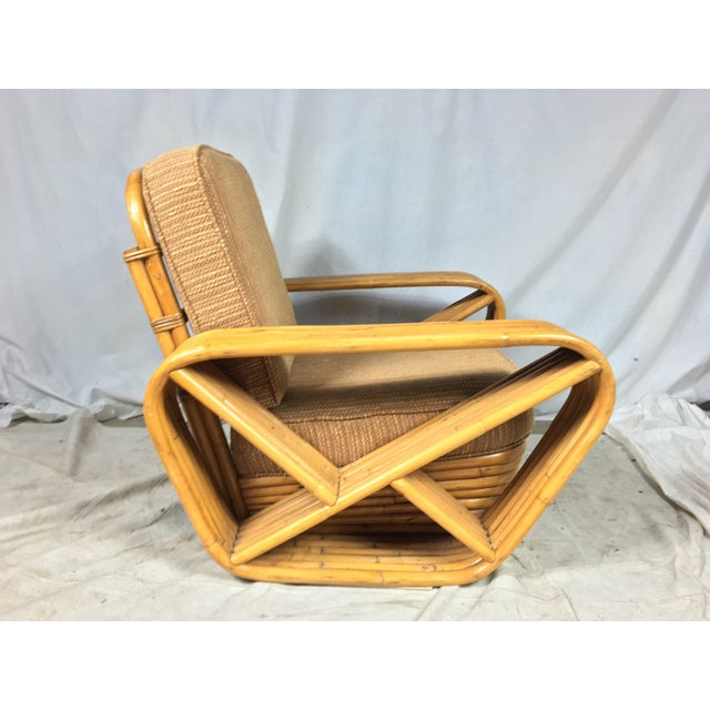 Paul Frankl for Kane Kraft Rattan Chairs - A Pair - Image 6 of 7