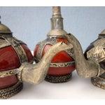 Image of Moroccan Tea Pot Collection Boho Chic