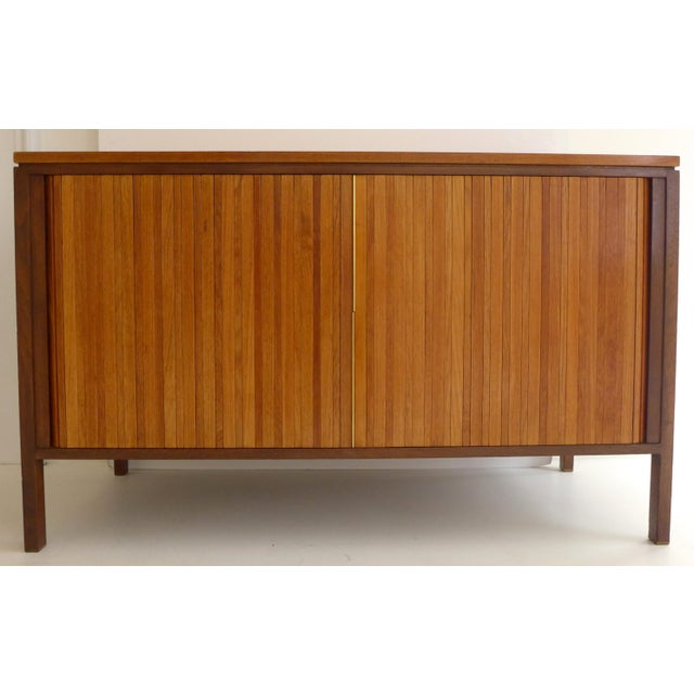 Tambour Front Cabinet by Edward Wormley - Image 2 of 11