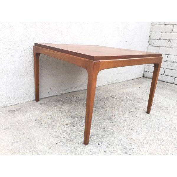 Mid-Century Walnut Coffee Table - Image 7 of 8