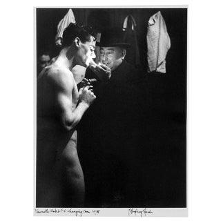 Humphrey Spender Gelatin Silver Print
