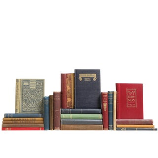 Antique & Vintage Poetry Selections, S/20