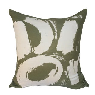 Vintage Dior Logo Scarf Pillow