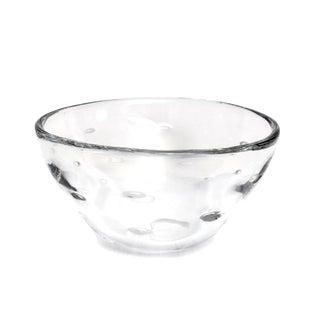 Mid-Century Orrefors Crystal Bowl