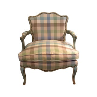 Louis XV Style Open Chairs - A Pair