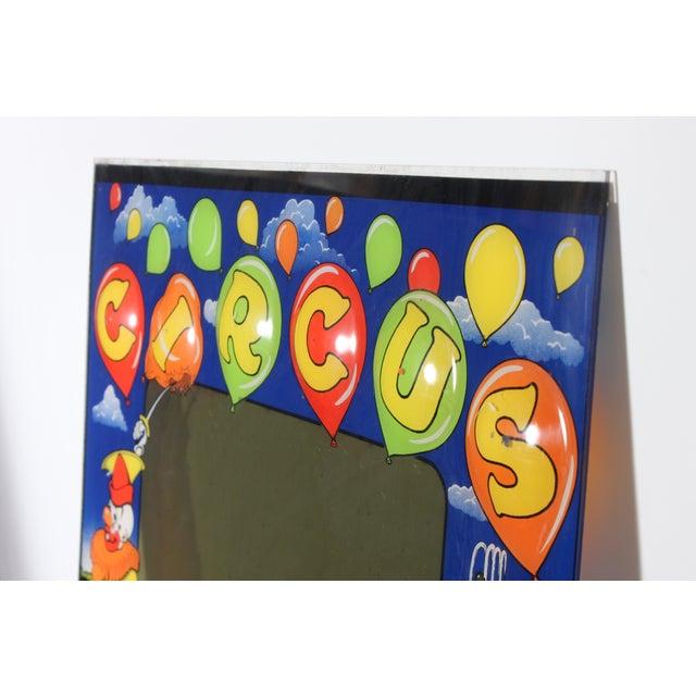 R&n Circus Pinball Backglass - Image 3 of 3