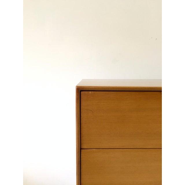 Rway Maple Mid-Century Low Boy Dresser - Image 6 of 9