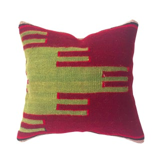 Vintage Kilim Square Pillow