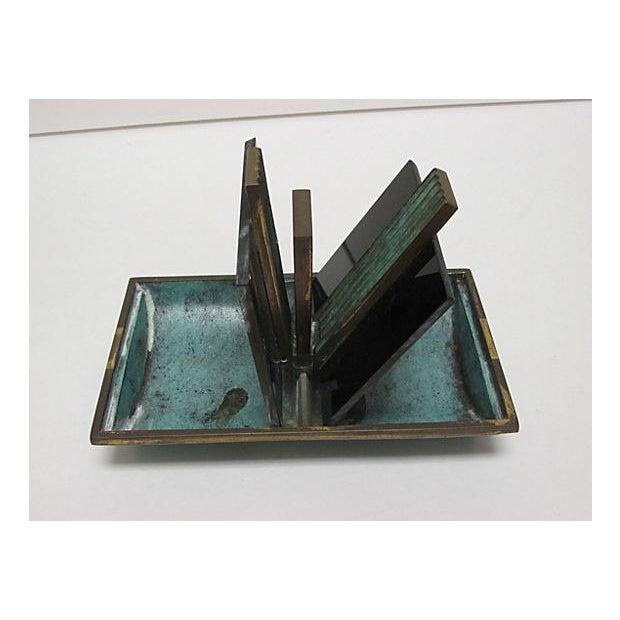 Art Deco Bronze Catchall - Image 6 of 8
