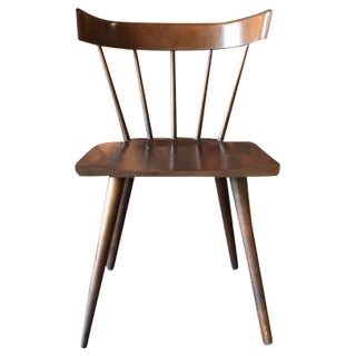 Paul McCobb Maple Desk Chair for Planner Group