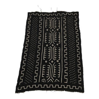 African Handmade Mud Cloth Tribal Design Textile