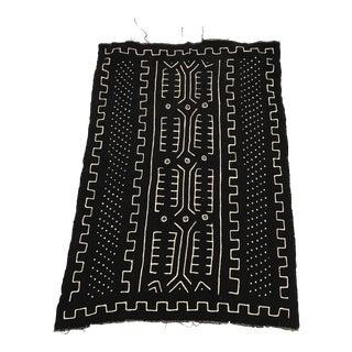 African Handmade Mud Cloth Tribal Design Textile
