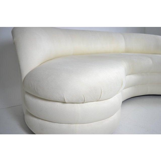 Image of Vladimir Kagan for Directional Sofa