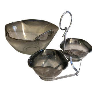 Dorothy Thorpe Chip & Dip Carrier Set