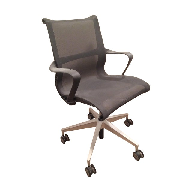Herman Miller Setu Chair Chairish