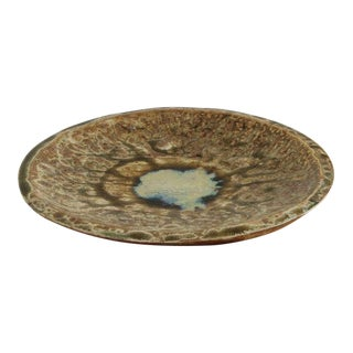 Large Plate by Gustave Tiffoche