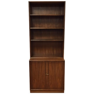 "Kipp Stewart ""Declaration"" Walnut Bookcase"