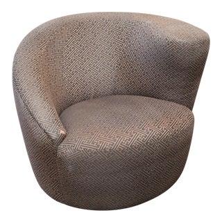 Vladimir Kagan Nautilus Chair