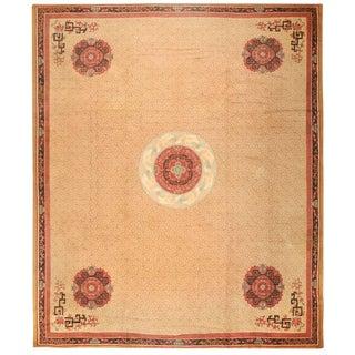 Antique Oversize Donegal Carpet