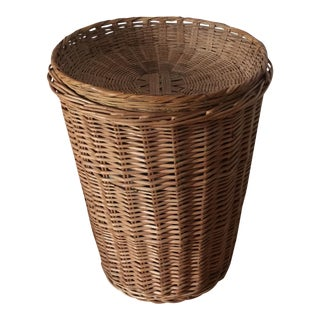 Oversized Bohemian Basket Serving Lid