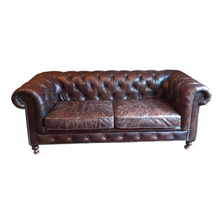 Timothy Oulton Chesterfield Sofa