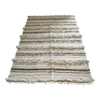 Handira Moroccan Wedding Blanket