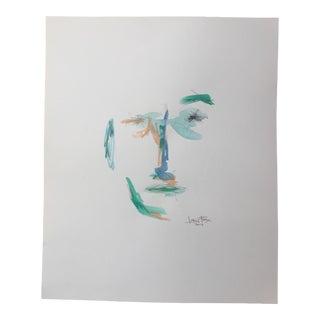 """Light of Joy"" Watercolor Painting"