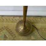 Image of Natural Brass Pharmacy Floor Lamp