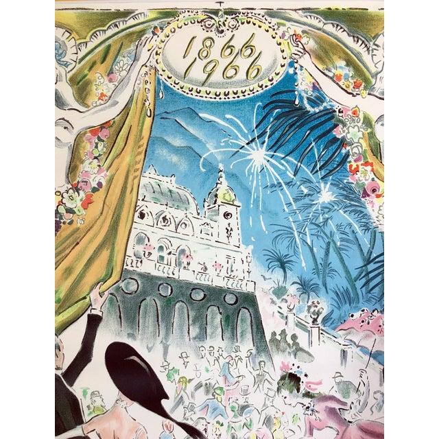 Image of Cecil Beaton 'Centenaire De Monte Carlo' Lithograph