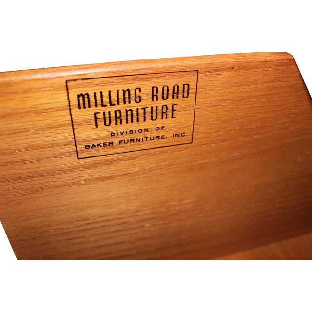 Milling Road by Baker Tambour Chest - Image 5 of 10