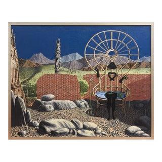 Ruth's Dream by Robert Springfels - 1968