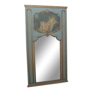 French Country Empire Mirror