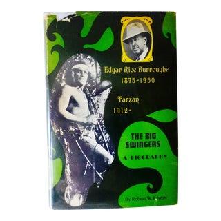 """""""The Big Swingers, Edgar Rice Burroughs"""" 1967 Book"""
