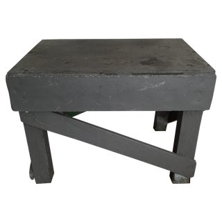 Vintage Distressed Farm Table