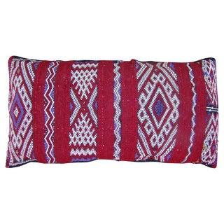 Moroccan Purple & Stripe Pillow Sham