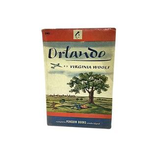 """Virginia Woolf """"Orlando"""" Book Circa 1946"""