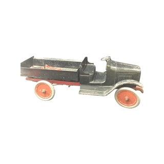 Circa 1920's Buddy L Dump Truck Toy