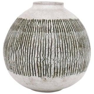 Clyde Burt Ceramic Vase