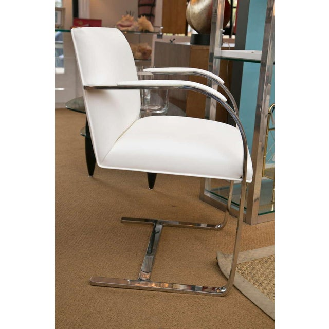 Set of Faux Leather Brno Chairs - Image 5 of 10