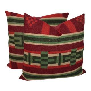 Horse Blanket Pillows