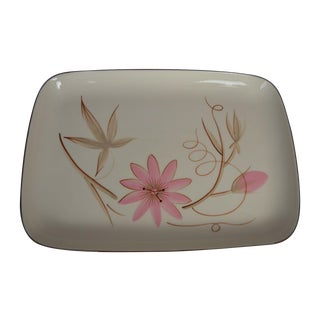 Winfield Passion Flower Serving Platter