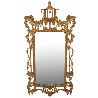 Labarge Italian Gilt Carved Mirror